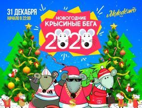 """31 декабря """"Новогодние Крысиные Бега 2020"""""""