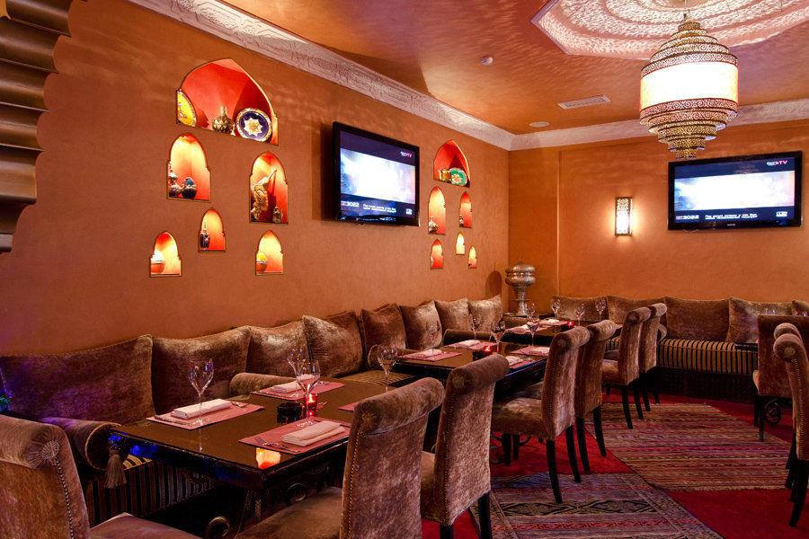 Марокканское Кафе Касабланка на Маяковской (Оружейный переулок) фото 2