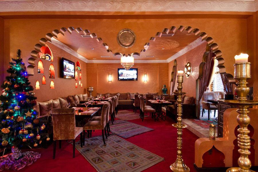 Марокканское Кафе Касабланка на Маяковской (Оружейный переулок) фото 3