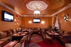 Марокканское Кафе Касабланка на Маяковской (Оружейный переулок) фото 4