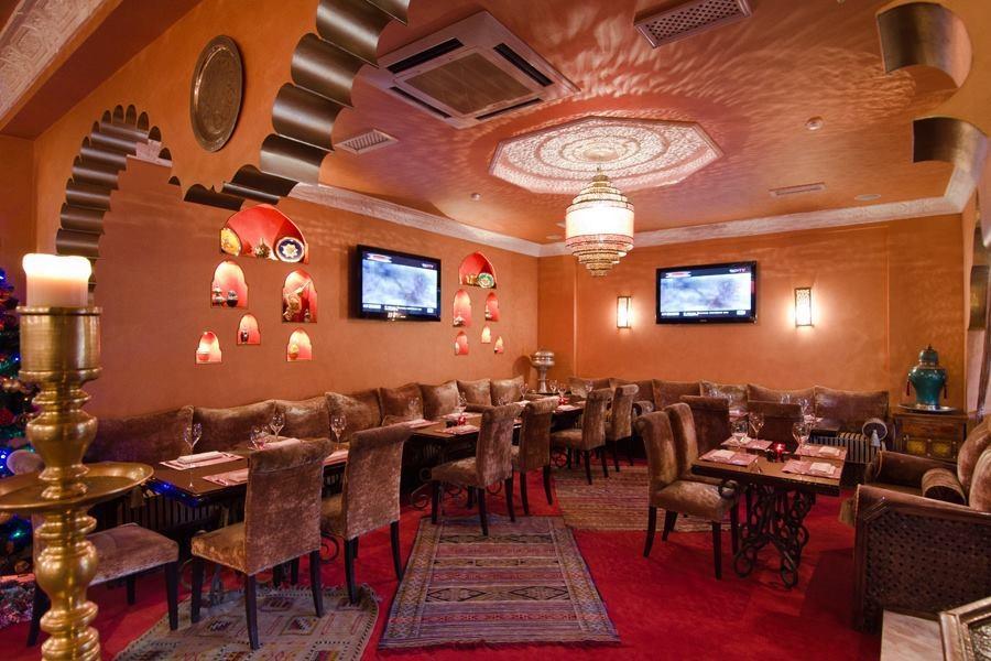 Марокканское Кафе Касабланка на Маяковской (Оружейный переулок) фото 5