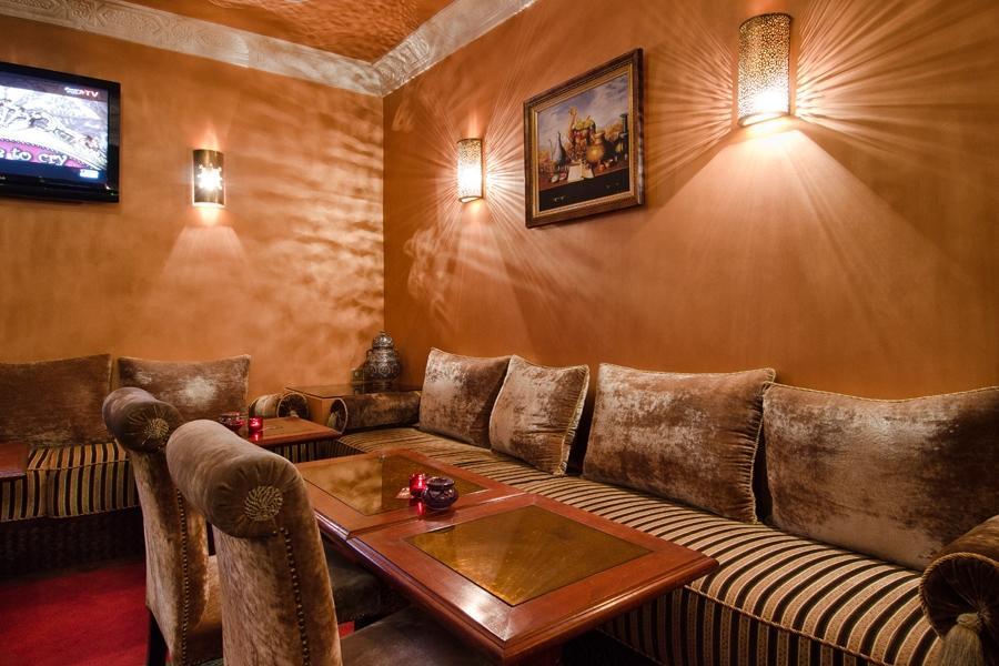 Марокканское Кафе Касабланка на Маяковской (Оружейный переулок) фото 6