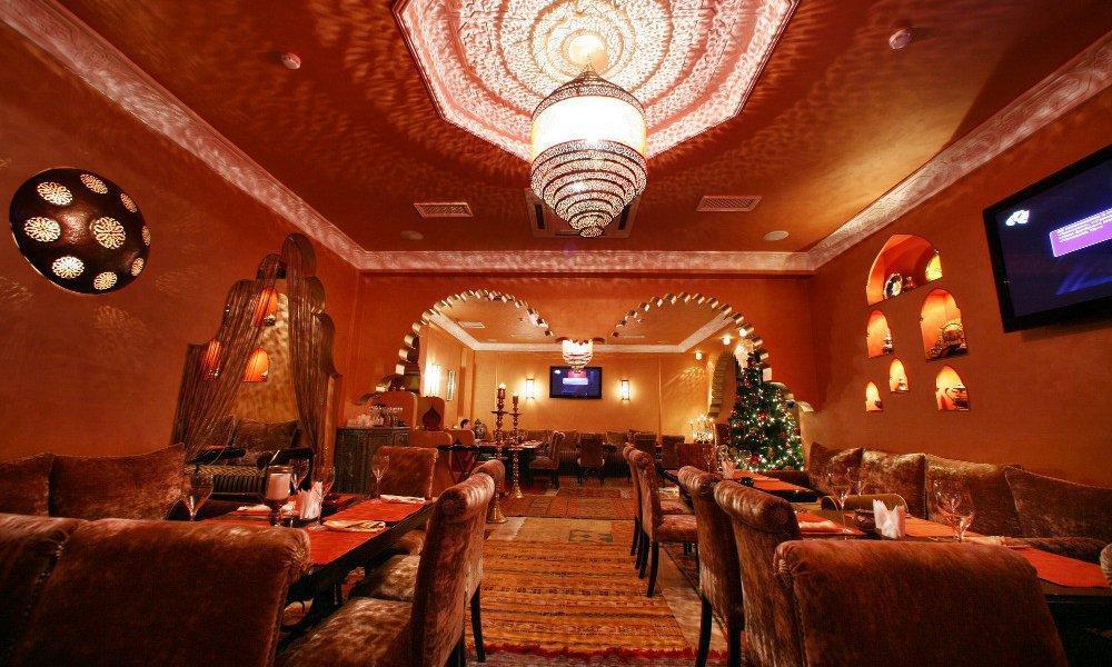 Марокканское Кафе Касабланка на Маяковской (Оружейный переулок) фото 8
