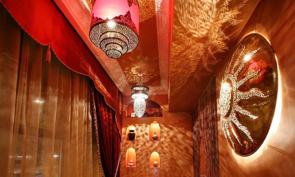 Марокканское Кафе Касабланка на Маяковской (Оружейный переулок) фото 11