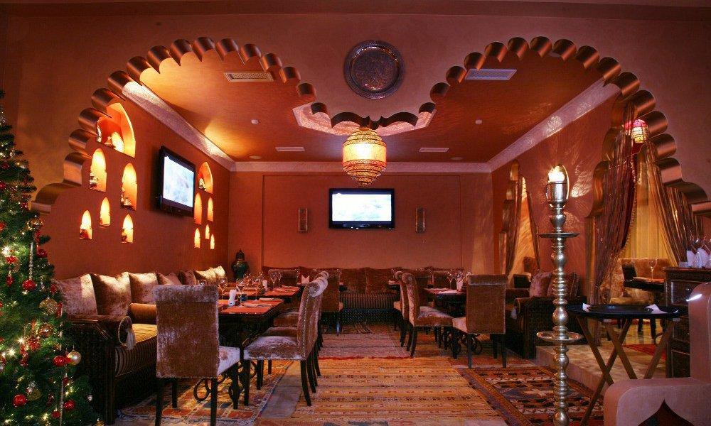 Марокканское Кафе Касабланка на Маяковской (Оружейный переулок) фото 15