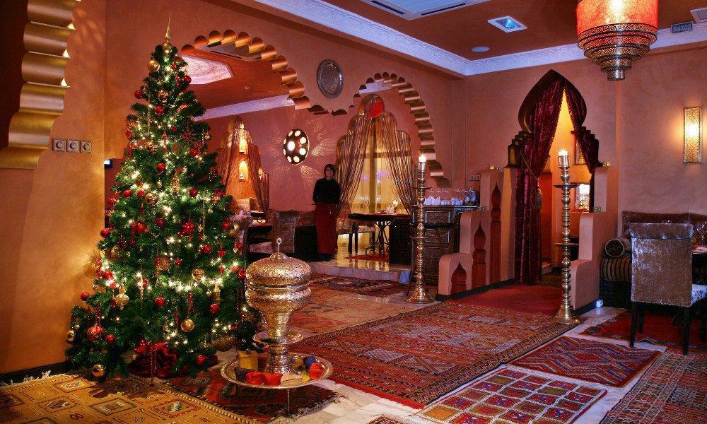 Марокканское Кафе Касабланка на Маяковской (Оружейный переулок) фото 17