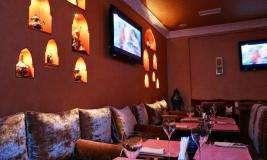 Марокканское Кафе Касабланка на Маяковской (Оружейный переулок) фото 18