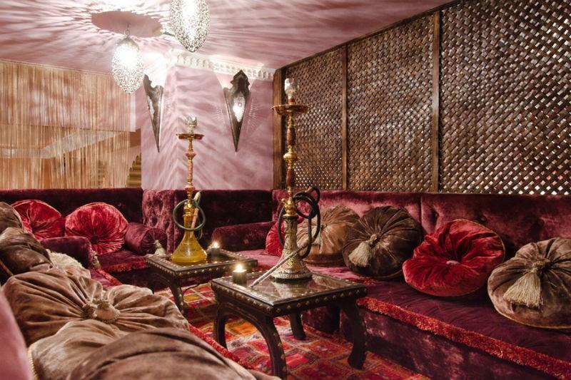 Марокканское Кафе Касабланка на Маяковской (Оружейный переулок) фото 19