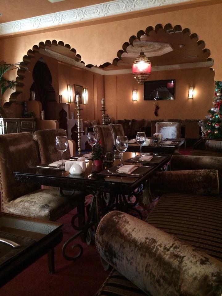 Марокканское Кафе Касабланка на Маяковской (Оружейный переулок) фото 22