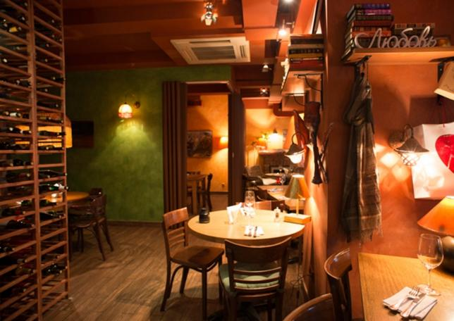 Ресторан Образ Жизни на Пречистенке фото 16