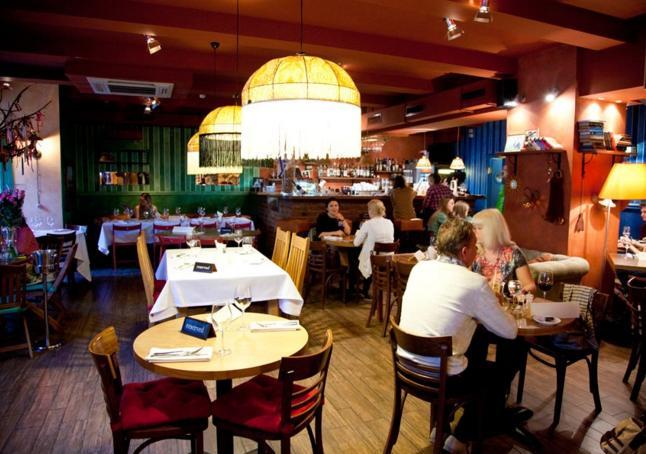 Ресторан Образ Жизни на Пречистенке фото 34
