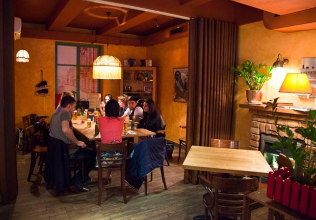 Ресторан Образ Жизни на Пречистенке фото 33