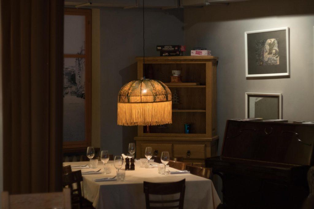 Ресторан Образ Жизни на Пречистенке фото 1