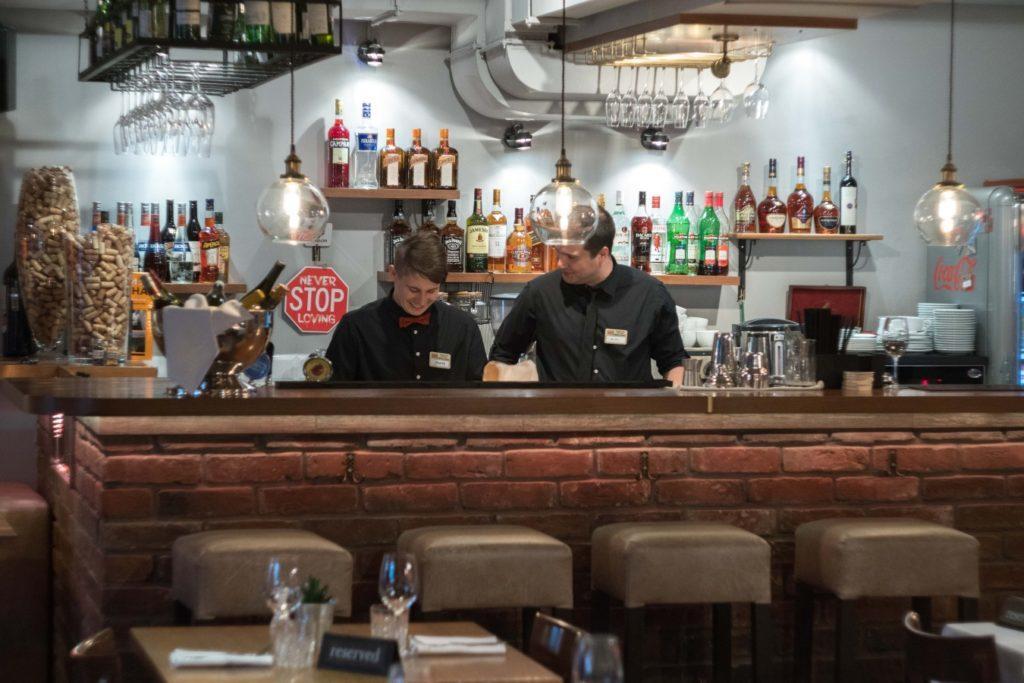 Ресторан Образ Жизни на Пречистенке фото 19