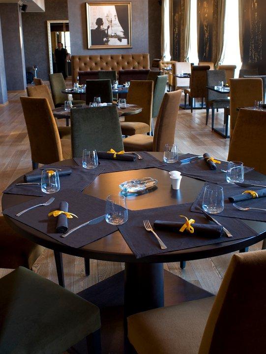 Ресторан Zолотой (Золотой) фото 8