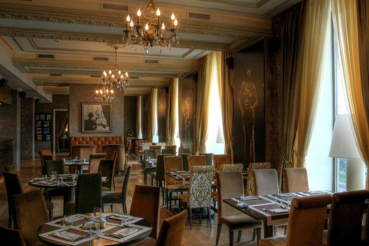 Ресторан Zолотой (Золотой) фото 4