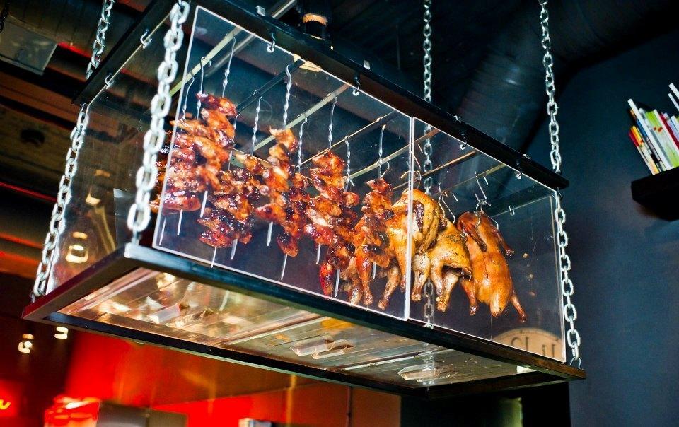 Азиатский Ресторан Рони на Петровке (Asian Grill & Bar Roni) фото 10
