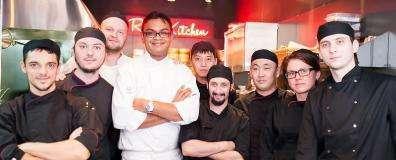 Азиатский Ресторан Рони на Петровке (Asian Grill & Bar Roni) фото 45