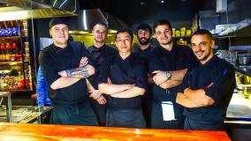 Азиатский Ресторан Рони на Петровке (Asian Grill & Bar Roni) фото 47
