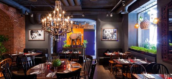 Азиатский Ресторан Рони на Петровке (Asian Grill & Bar Roni) фото 39