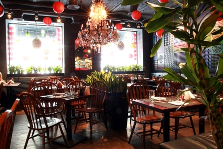 Азиатский Ресторан Рони на Петровке (Asian Grill & Bar Roni) фото 36