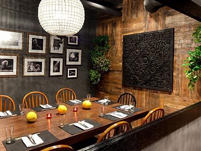 Азиатский Ресторан Рони на Петровке (Asian Grill & Bar Roni) фото 37