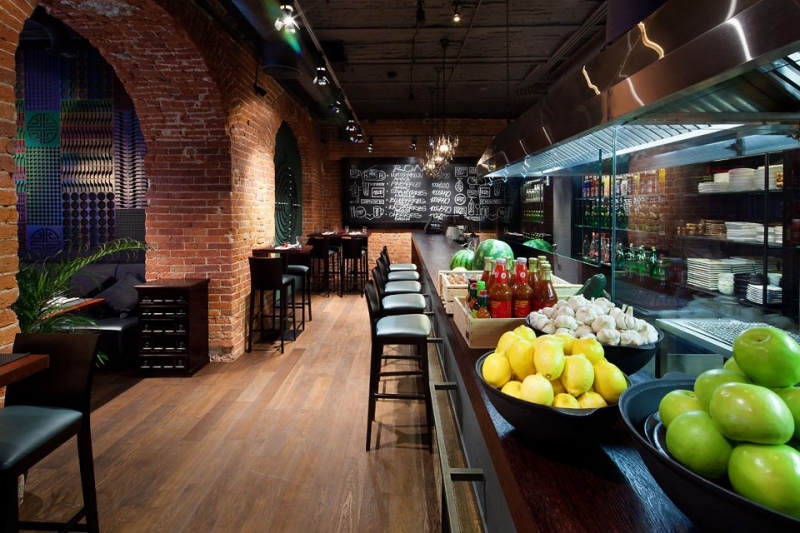 Азиатский Ресторан Рони на Петровке (Asian Grill & Bar Roni) фото 4