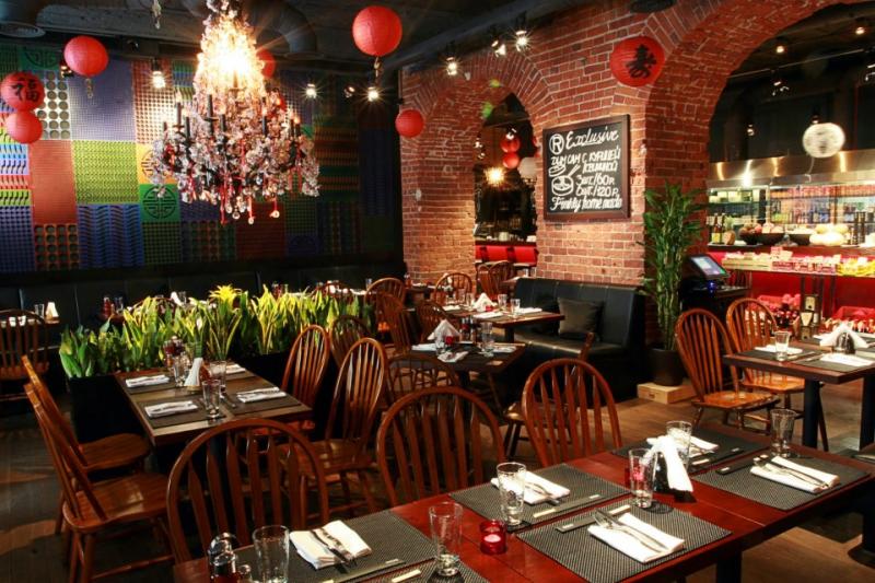 Азиатский Ресторан Рони на Петровке (Asian Grill & Bar Roni) фото 14