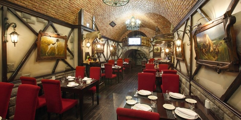 Ресторан Кольчуга фото