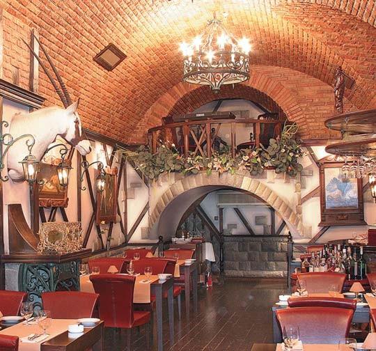 Ресторан Кольчуга фото 6