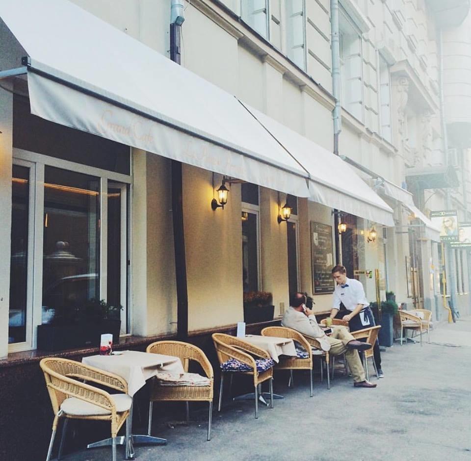 Французское Кафе Прованс на Кропоткинской (Provance) фото 30