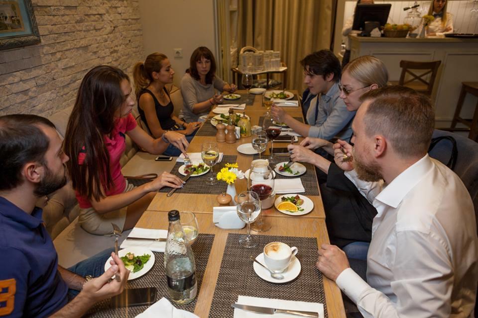 Французское Кафе Прованс на Кропоткинской (Provance) фото 59