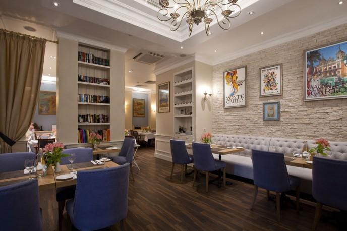 Французское Кафе Прованс на Кропоткинской (Provance) фото 2