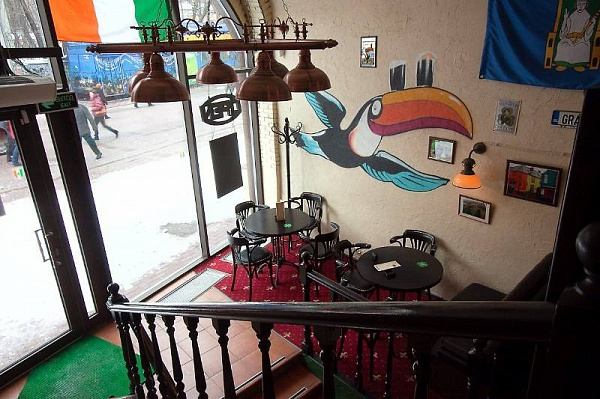Harat's pub на Арбатской фото 5