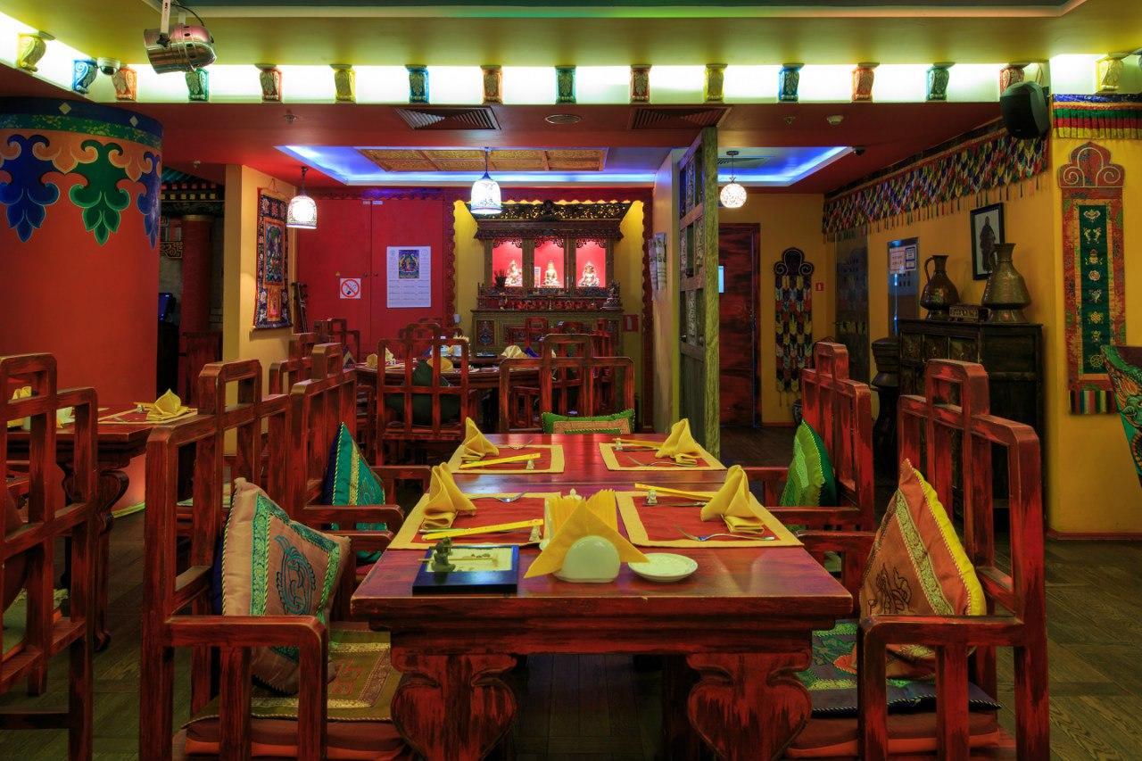 Ресторан Тибет Гималаи на Лубянке фото 1