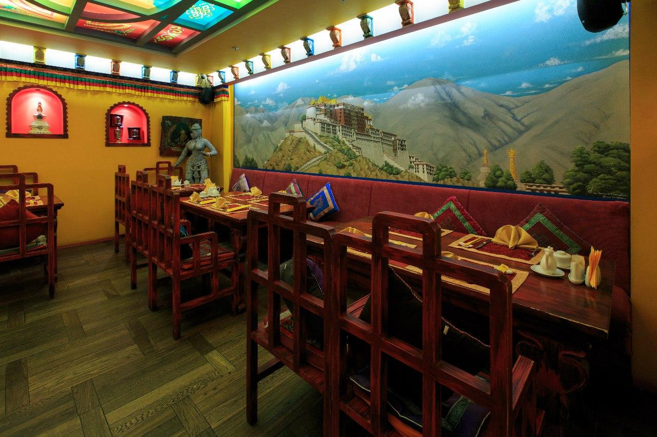 Ресторан Тибет Гималаи на Лубянке фото 30
