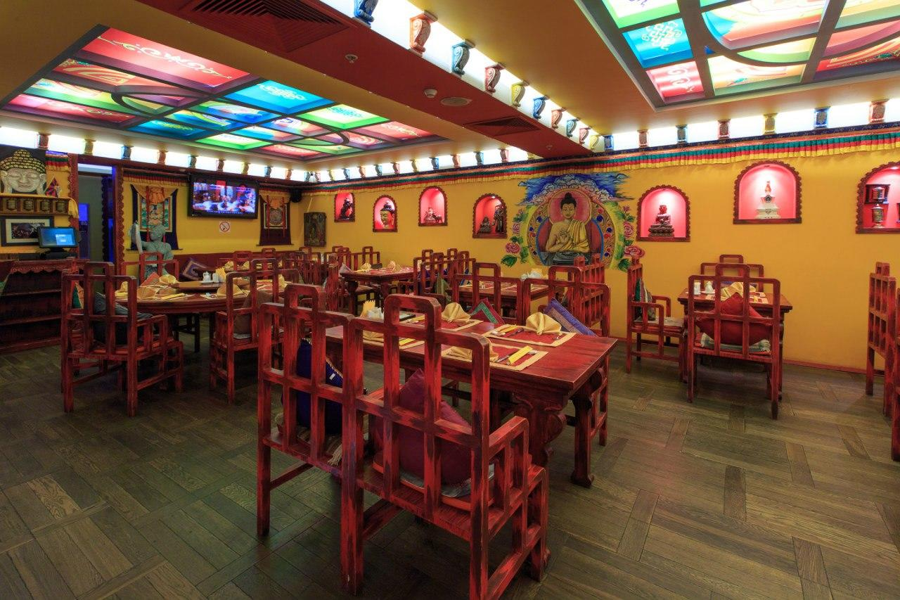 Ресторан Тибет Гималаи на Лубянке фото 31