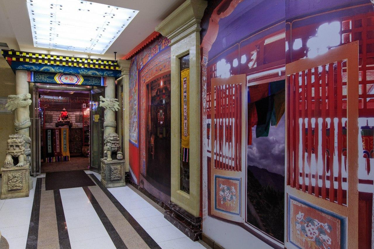 Ресторан Тибет Гималаи на Лубянке фото 33