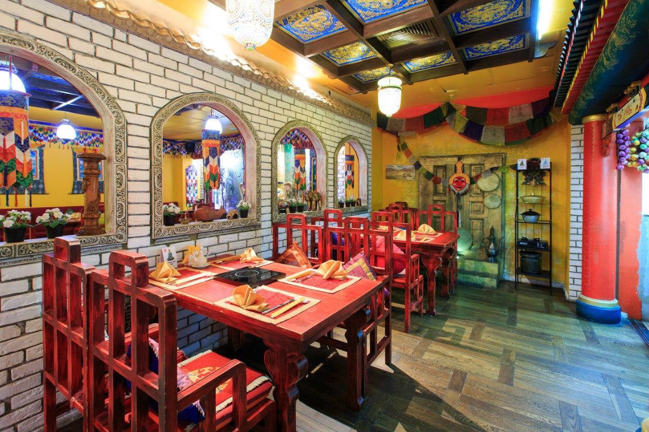 Ресторан Тибет Гималаи на Лубянке фото 34