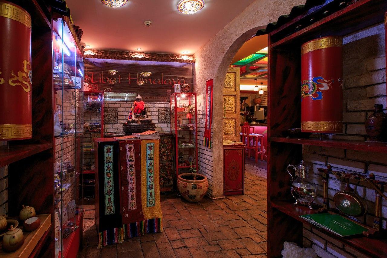 Ресторан Тибет Гималаи на Лубянке фото 35
