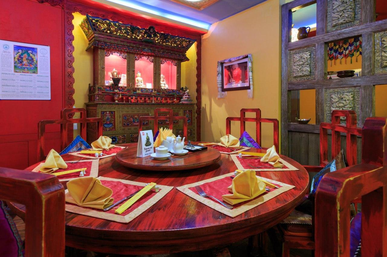 Ресторан Тибет Гималаи на Лубянке фото 37