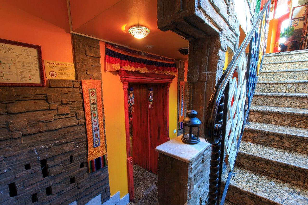 Ресторан Тибет Гималаи на Лубянке фото 38