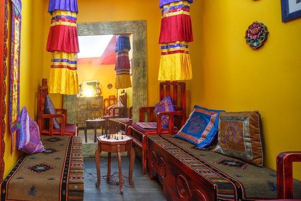 Ресторан Тибет Гималаи на Лубянке фото 2