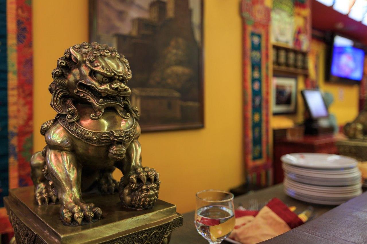 Ресторан Тибет Гималаи на Лубянке фото 4