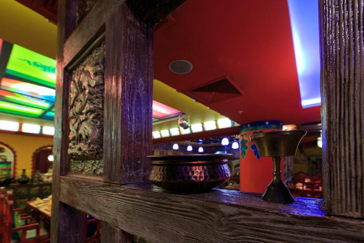 Ресторан Тибет Гималаи на Лубянке фото 6