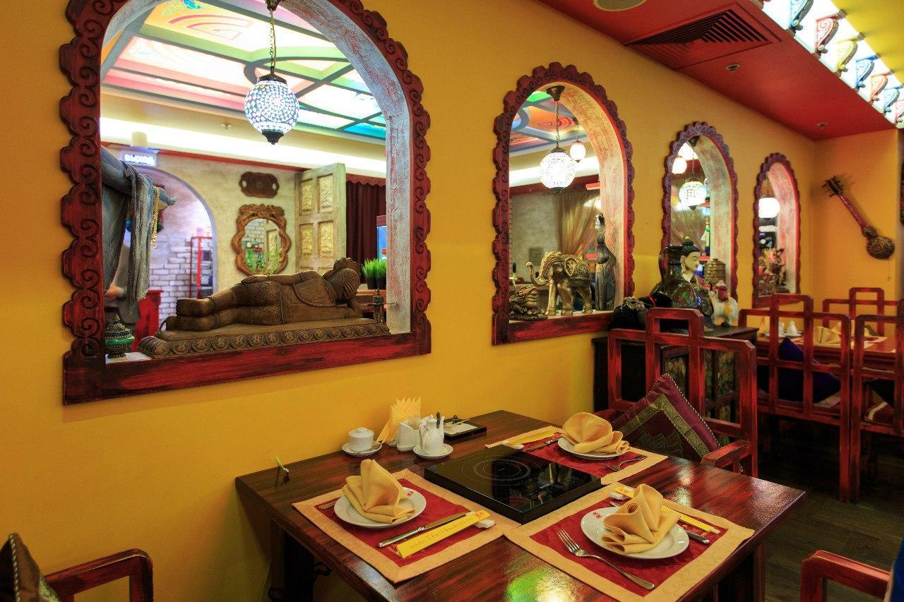Ресторан Тибет Гималаи на Лубянке фото 7