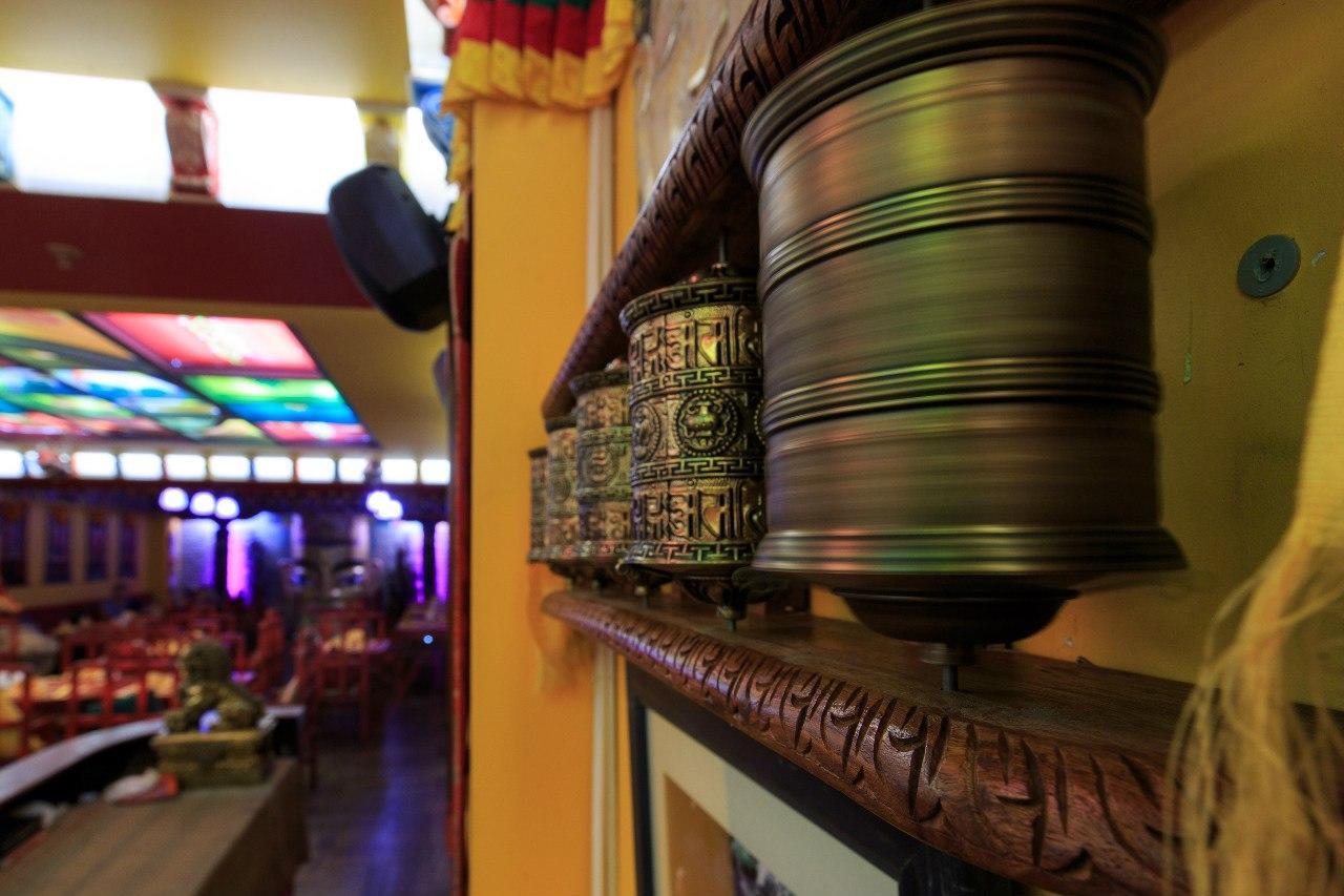 Ресторан Тибет Гималаи на Лубянке фото 8