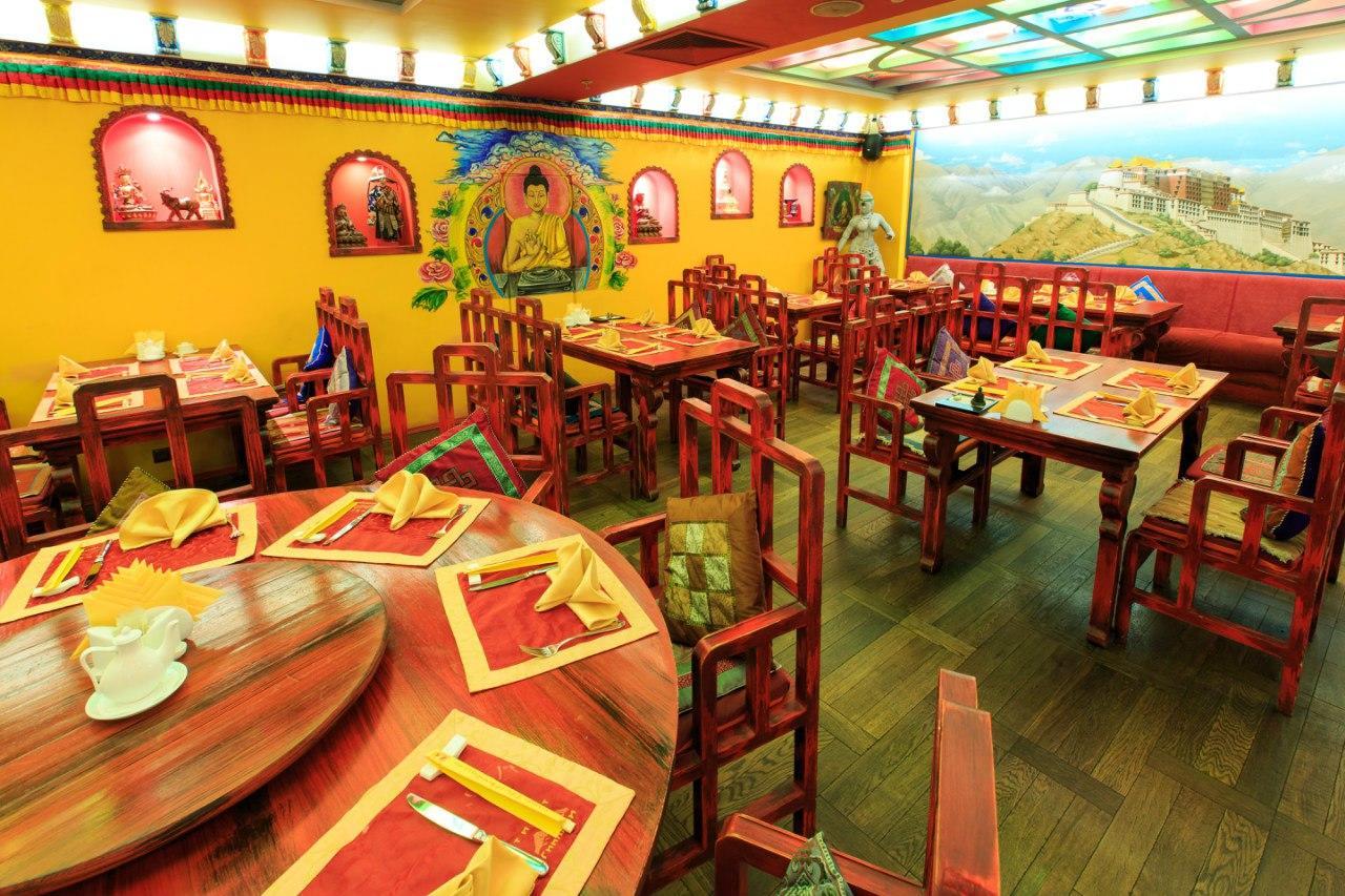 Ресторан Тибет Гималаи на Лубянке фото 9