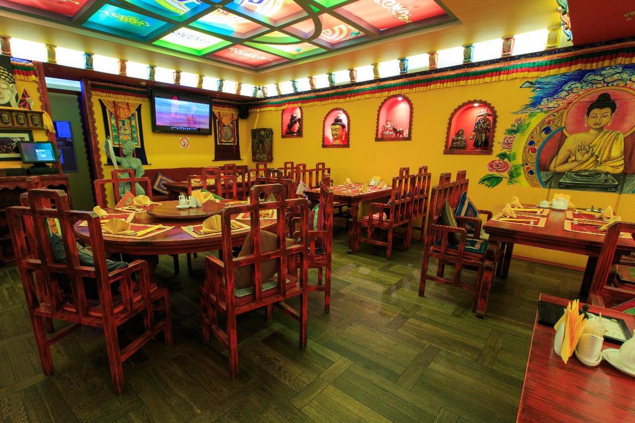 Ресторан Тибет Гималаи на Лубянке фото 14