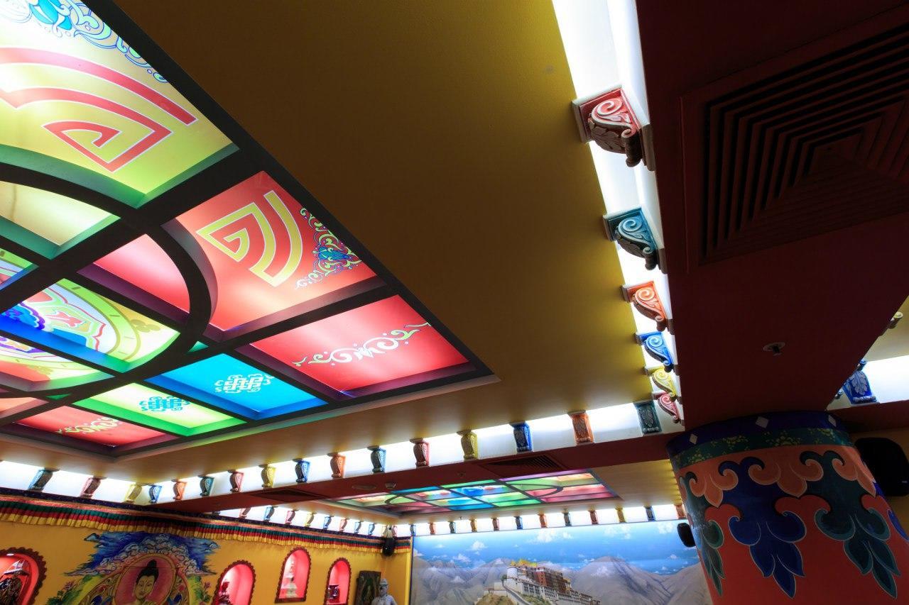 Ресторан Тибет Гималаи на Лубянке фото 16